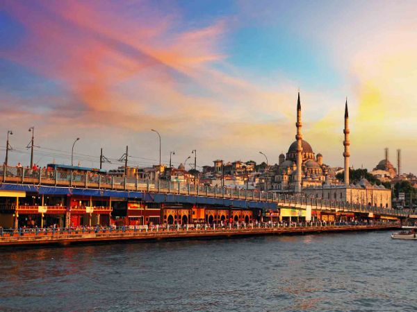 Istanbul New City Tour