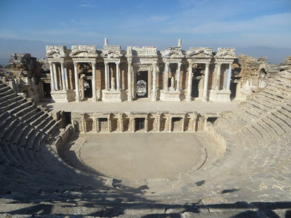 4 Day Pergamon, Ephesus, P.M.D. & Pamukkale Tour From Istanbul