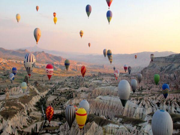 4 Day Cappadocia, Pamukkale& Ephesus
