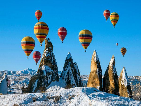 3 Day Cappadocia & Ephesus Tour
