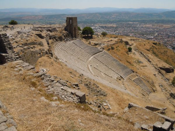Daily Pergamon Tour From Istanbul