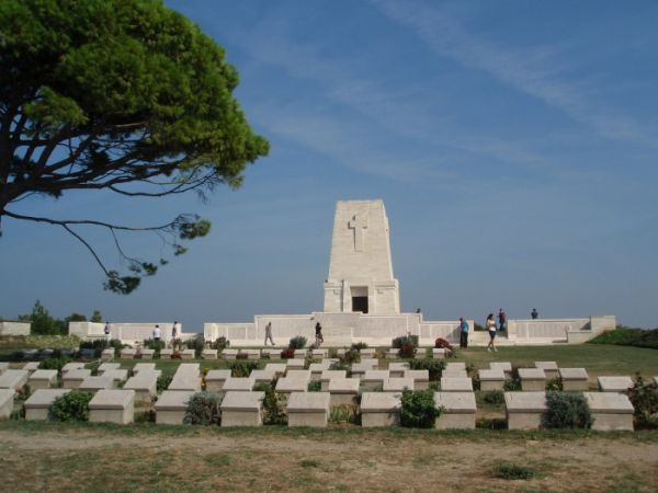 2 Day Anzac & Troy Tour