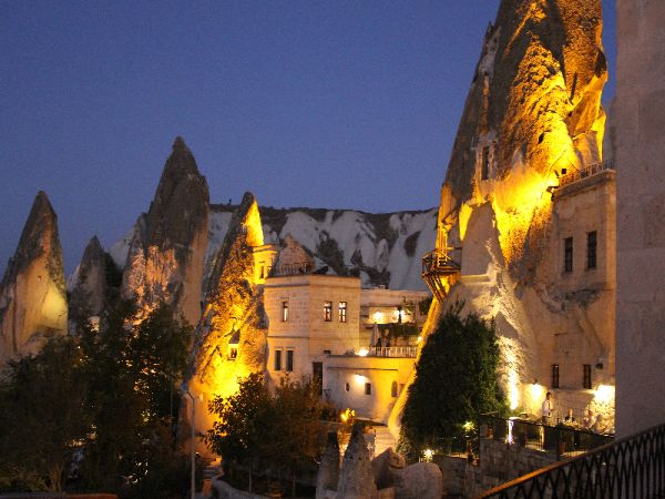 2 Day Cappadocia PM Tour